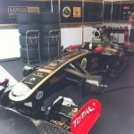 Lotus Renault F1 FOS 2011